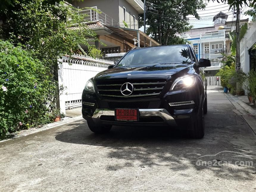 2015 Mercedes-Benz ML250 CDI SUV