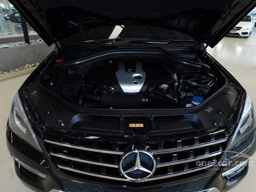 2015 Mercedes-Benz ML250 CDI SUV