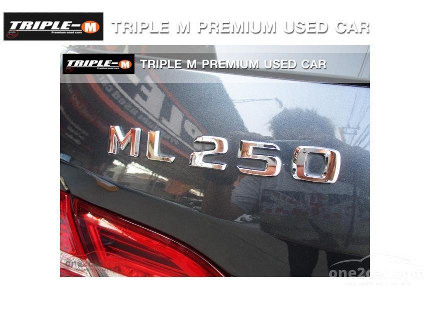 2014 Mercedes-Benz ML250 CDI SUV