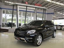 2016 Mercedes-Benz ML250 CDI BlueEFFICIENCY W166 (ปี 12-16) 2.1 AT SUV