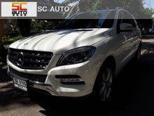 2014 Mercedes-Benz ML250 CDI BlueEFFICIENCY W166 (ปี 12-16) 2.1 AT SUV