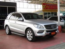 2012 Mercedes-Benz ML250 CDI BlueEFFICIENCY W166 (ปี 12-16) 2.1 AT SUV