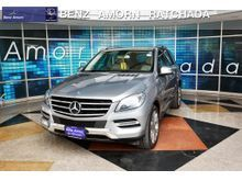 2015 Mercedes-Benz ML250 CDI BlueEFFICIENCY W166 (ปี 12-16) 2.1 AT SUV