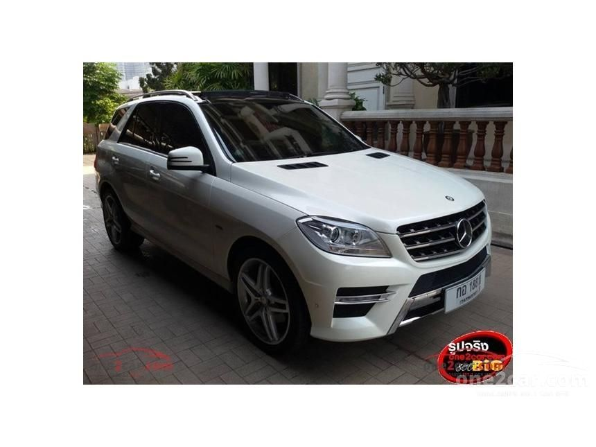 2013 Mercedes-Benz ML350 CDI BlueTEC Wagon