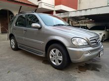 2004 Mercedes-Benz ML350 W163 (ปี 98-05) 3.7 AT SUV