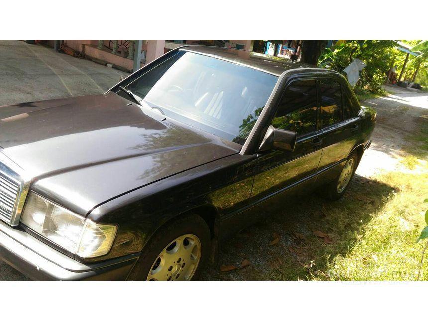 1994 Mercedes-Benz 190E Sedan