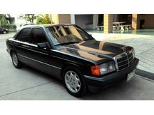 1993 Mercedes-Benz 190E W201 (ปี 83-93) 2.0 AT Sedan