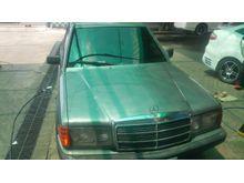 1993 Mercedes-Benz 190E W201 (ปี 83-93) 1.8 AT Sedan