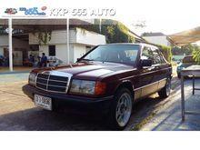 1994 Mercedes-Benz 190E W201 (ปี 83-93) 1.8 MT Sedan