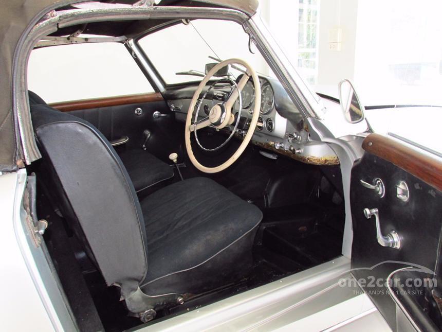 1985 Mercedes-Benz 190SL Convertible