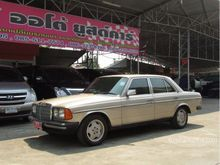 1988 Mercedes-Benz 230E W123 2.3 MT Sedan