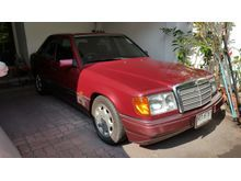 1992 Mercedes-Benz 230E W124 (ปี 85-96) 2.3 AT Sedan