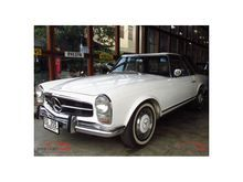 1967 Mercedes-Benz 230SL W113 (ปี 63-71) Classic 2.3 AT Coupe