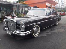 1966 Mercedes-Benz 250S W108 (ปี 65-73) Classic 2.5 MT Sedan