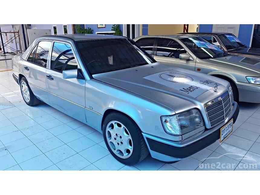 1989 Mercedes-Benz 280E Sedan