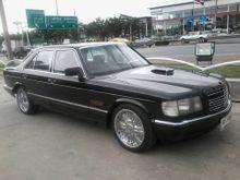 1990 Mercedes-Benz 280SE W126 (ปี 79-91) Classic 2.8 AT Sedan