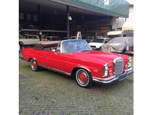 1964 Mercedes-Benz 280SE W111 (ปี 59-71) 3.5 AT Coupe