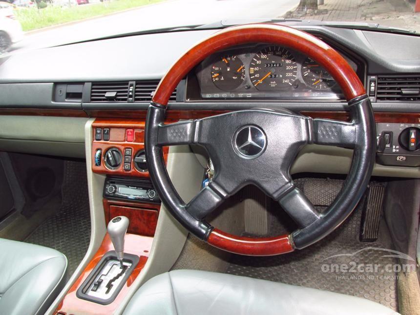 1993 Mercedes-Benz 300CE Coupe