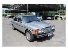 1989 Mercedes-Benz 300D W123 (ปี 76-85) 3.0 AT Sedan