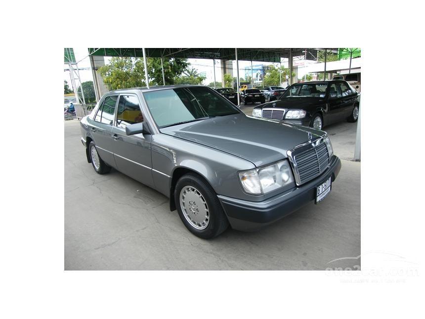 1992 Mercedes-Benz 300E Sedan