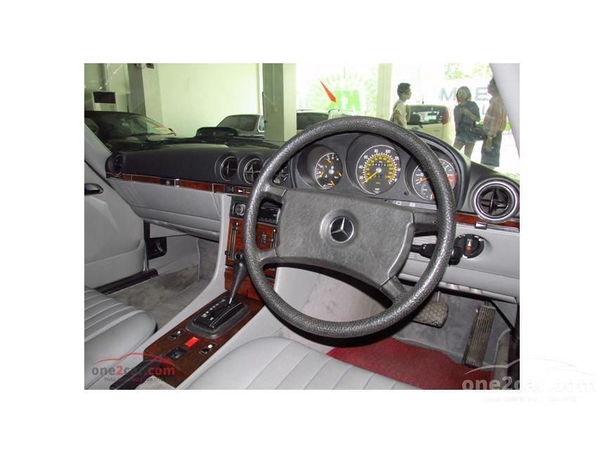 1988 Mercedes-Benz 350SL Classic Coupe