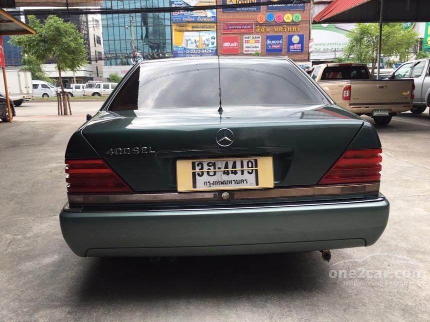 1993 Mercedes-Benz 400SEL Sedan