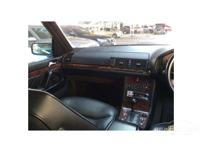 1993 Mercedes-Benz 500SEL Sedan