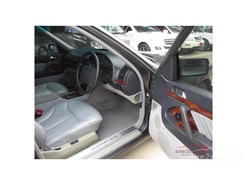 1992 Mercedes-Benz 500SEL Sedan