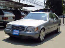 1993 Mercedes-Benz 500SEL W140 (ปี 91-98) 5.0 AT Sedan