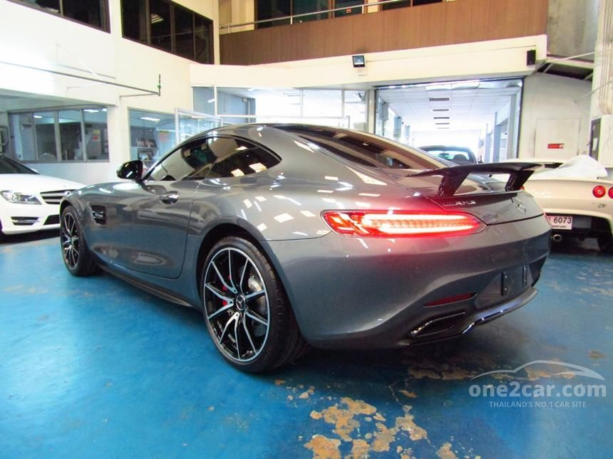 2015 Mercedes-Benz GT S AMG Coupe