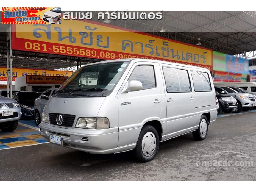 2000 Mercedes-Benz MB 100 Van