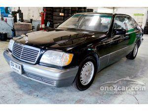 1994 Mercedes-Benz S280 2.8 W140 (ปี 91-98) Sedan AT