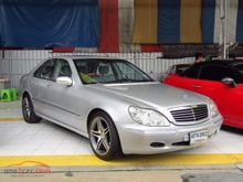 2000 Mercedes-Benz S280 W220 (ปี 99-05) 2.8 AT Sedan