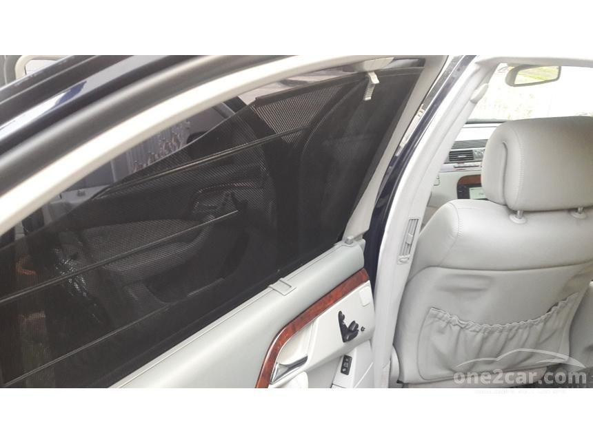2008 Mercedes-Benz S280 Sedan