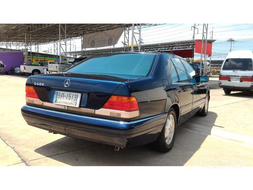 1995 Mercedes-Benz S280 Sedan