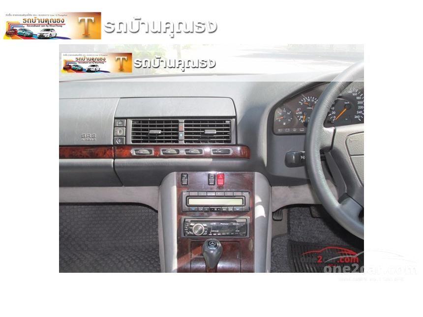 1996 Mercedes-Benz S280 Sedan