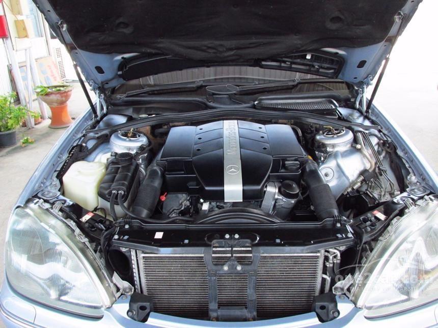 2002 Mercedes-Benz S280 Sedan