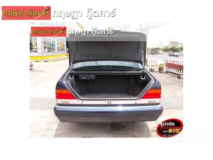 1997 Mercedes-Benz S280 Sedan