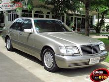 1998 Mercedes-Benz S280 W140 (ปี 91-98) 2.8 AT Sedan