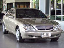 2001 Mercedes-Benz S280 W220 (ปี 99-05) 2.8 AT Sedan
