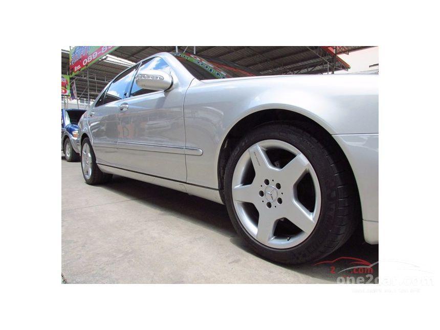 2003 Mercedes-Benz S280 Sedan