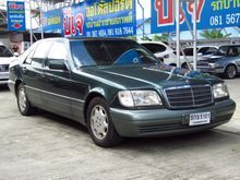 1995 MERCEDES-BENZ S-CLASS 2.8 Sedan