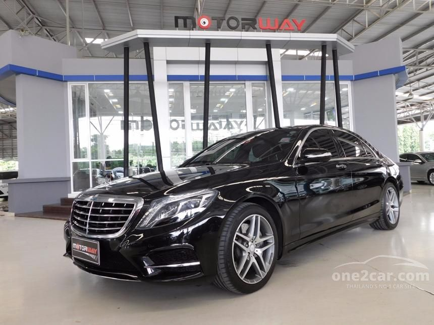 2016 Mercedes-Benz S300 BlueTEC HYBRID Sedan