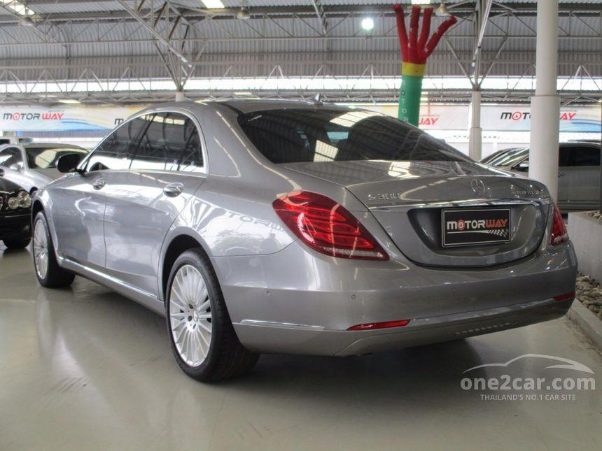 Mercedes Benz S300 2015 W222 13 16 Bluetec Hybrid 2 2