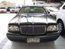 1992 Mercedes-Benz S320 W140 (ปี 91-98) 3.2 AT Sedan