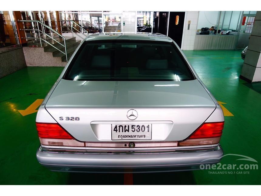 1997 Mercedes-Benz S320 Sedan
