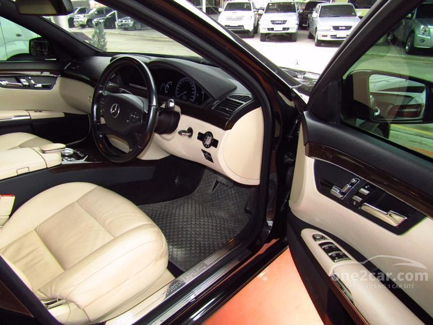 2011 Mercedes-Benz S350 CDI Sedan