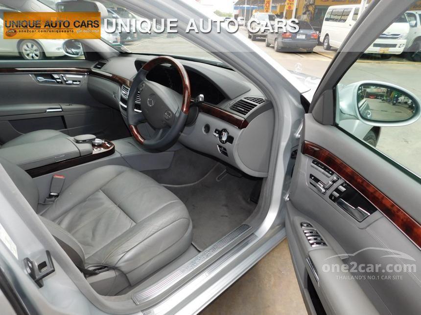 2007 Mercedes-Benz S350 L Sedan