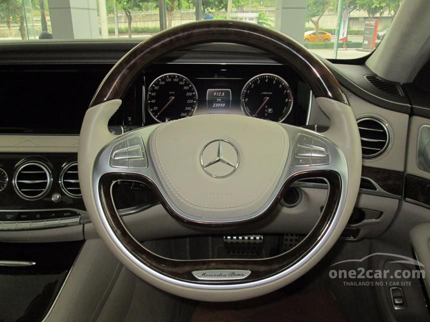 2014 Mercedes-Benz S400 Hybrid Sedan