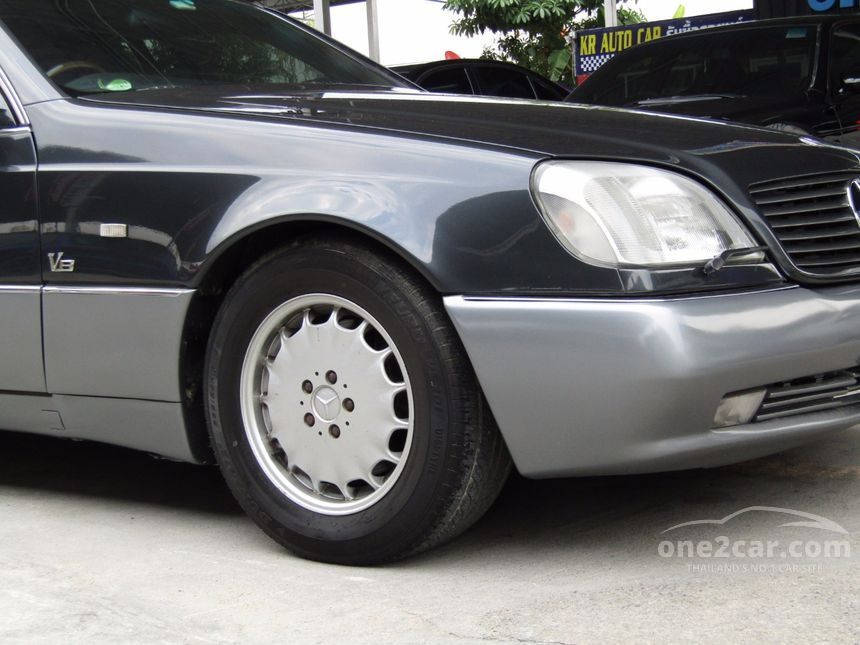 1995 Mercedes-Benz S500 Coupe